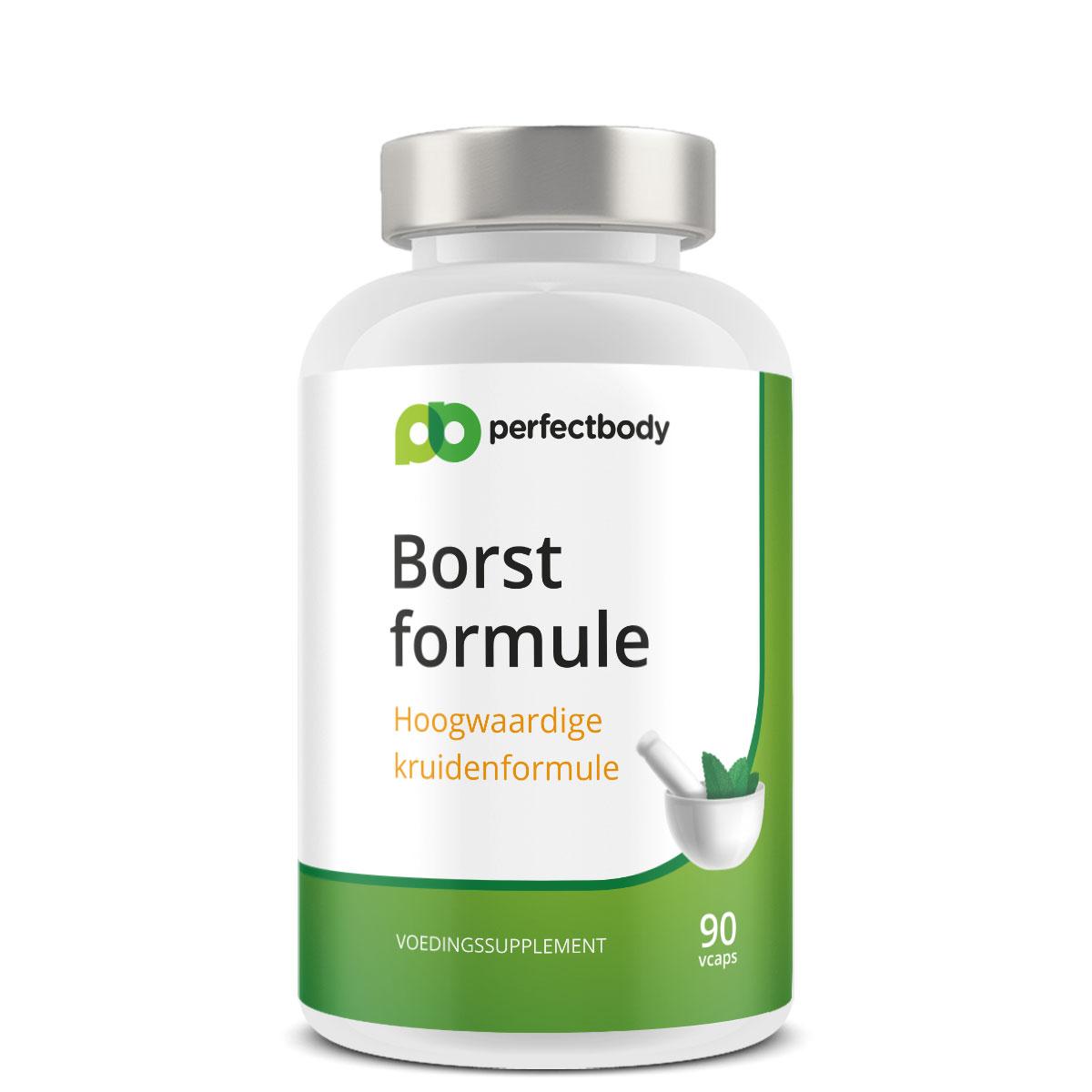 Perfectbody Borstformule - 90 Vcaps