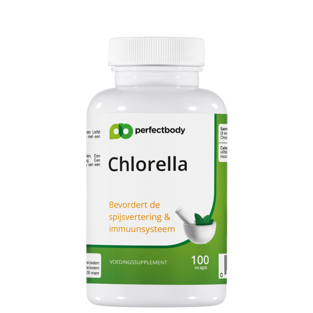 chlorella slecht