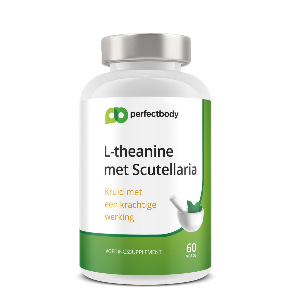Perfectbody L-theanine Capsules 60 Vcaps