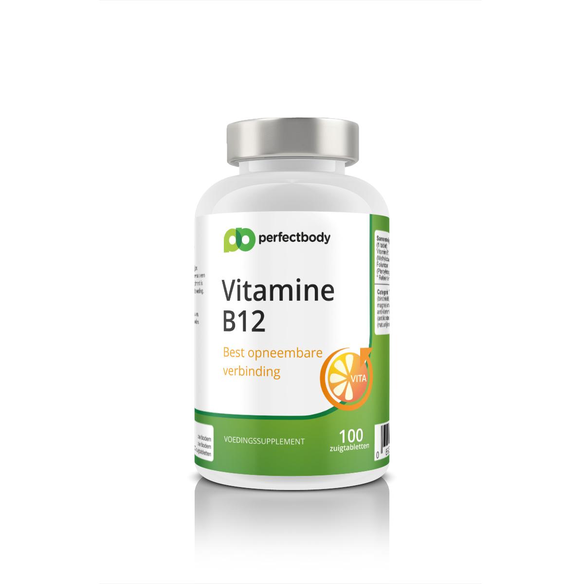 Methylcobalamine is de beste verbinding voor vitamine b12 vitamine b12 van supreme is maar liefst 1000mcg per ...