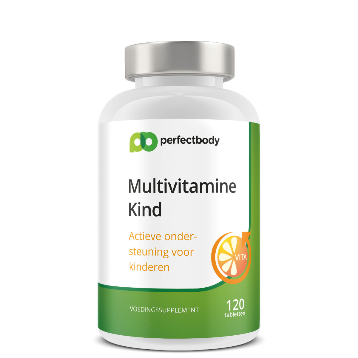 Perfectbody Multivitamine Kind - 120 Tabletten