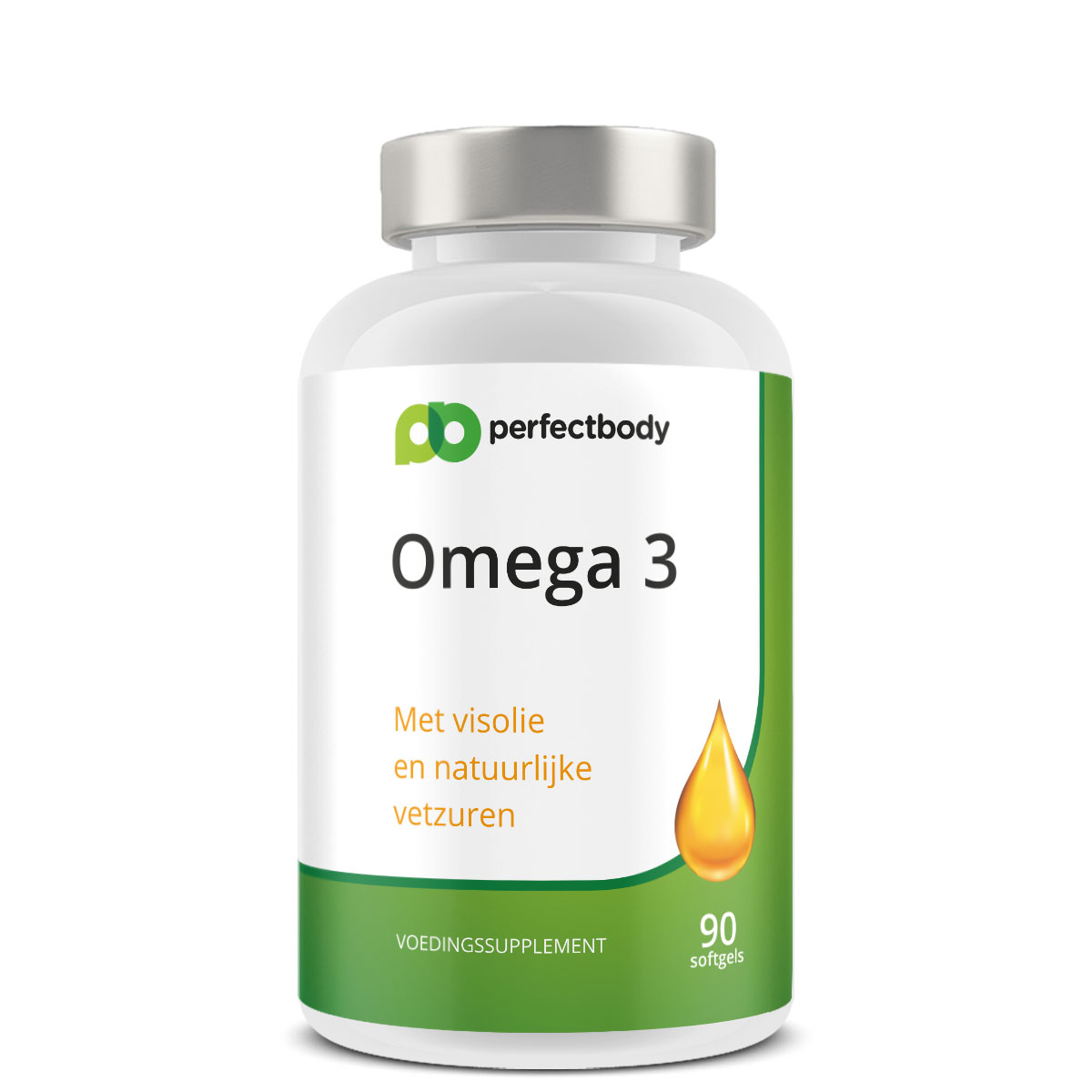 Perfectbody Omega 3 Capsules (1000 Mg) - 90 Softgels