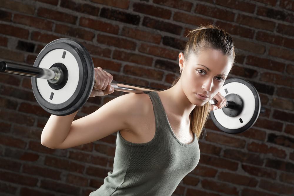 Waarom dames ook aan krachttraining moeten doen