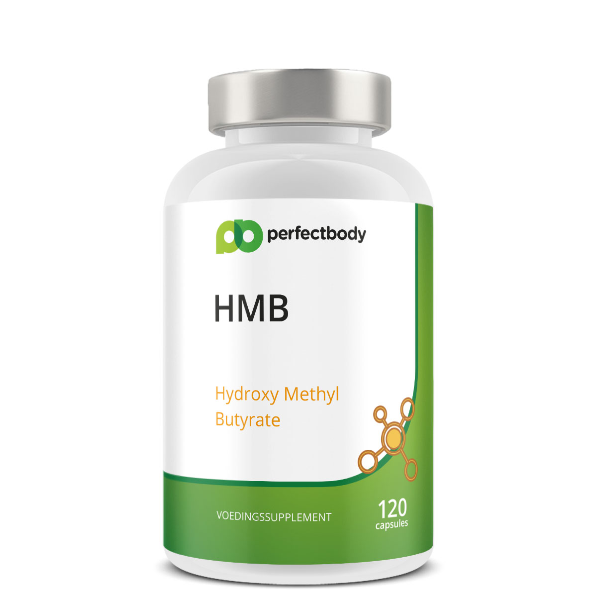 Perfectbody HMB Supplement - 120 Capsules