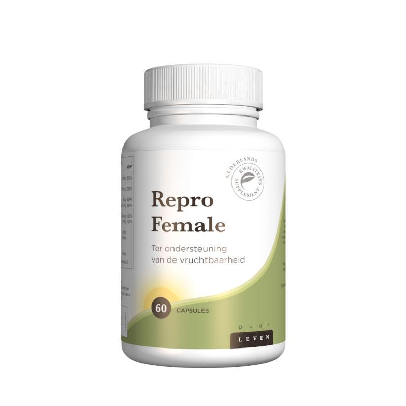Perfectbody Repro Female Voor De Aanstaande Moeder - 60 Vcaps